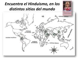 Encuentra el Hinduismo - conocete