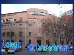 Descargar presentación - Colegio Madres Concepcionistas, Madrid