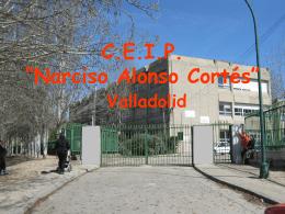 "C.E.I.P. ""Narciso Alonso Cortés"""