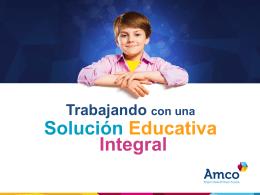 Presentacion Amco_Colegio_30jun - Jardín de Niños Rehilete de