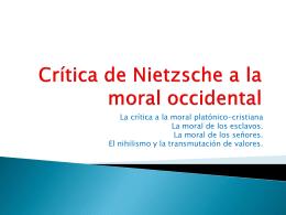 moral platónica - IES Carlos III