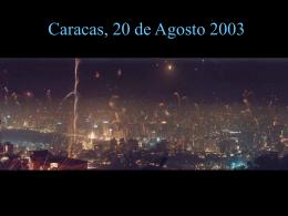 Marcha del 20 de Agosto del 2003