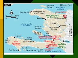 1. marco sociológico de haití - Federación Internacional de Fe y