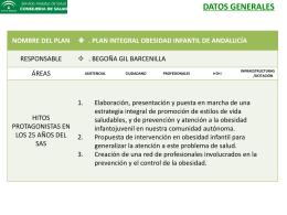 Balance 2008-2011 () - Salud Pública Andalucía