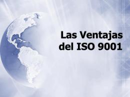 Beneficios de ISO 9000