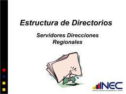 ORGANIZACION Y ESTRUCTURA DE ARCHIVOS