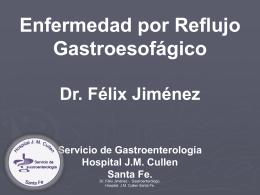 Enfermedad por Reflujo Gastroesofágico (parte 4)