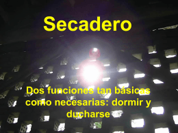 Secadero - CityWiki