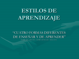 ESTILOS DE APRENDIZAJES (471552)