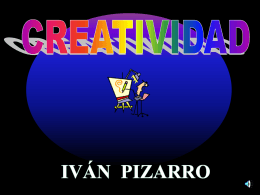 4. Creatividad - CONTINTAROJA.CL
