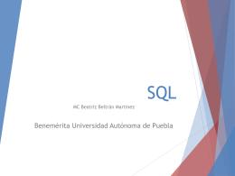 Select - Beatriz Beltrán Martínez