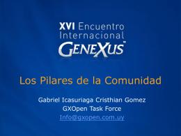 Gx + Lucene