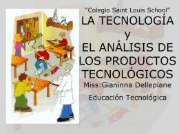 Presentación N° 2 - Bienvenidos a Saint Louis School Spa