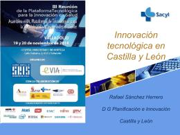 Como innovamos! - Sociedad Española de Informática de la Salud