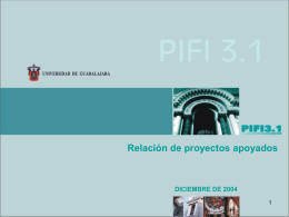 Punto 9. Presentación de los Resultados del proceso de evaluación