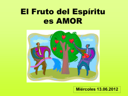 2. AMOR - Iglesia Cristiana La Serena