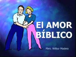 Amor Bíblico - Presbiterio Peninsular
