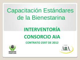 1_CAPACITACION STANDARES DE CALIDAD
