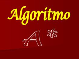 Algoritmo A