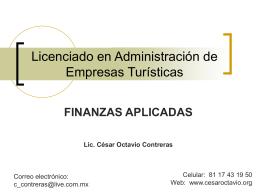 Acciones - cesaroctavio.org