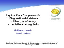 Diapositiva 1 - SVS - Superintendencia de Valores y Seguros