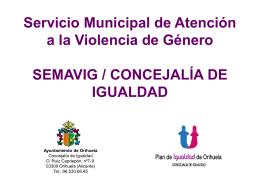 Estadísticas sobre violencia de género, desde noviembre de 2011 a