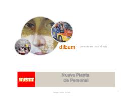 Propuesta de estudio Nueva Planta para la Dibam por