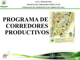 Presentación de PowerPoint - Alianza Cooperativa Internacional en