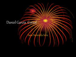 Daniel García Corral