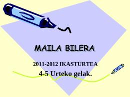 Maila Bilera