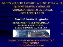 M. Pastor