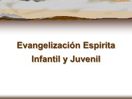 Evangelizacion Espirita