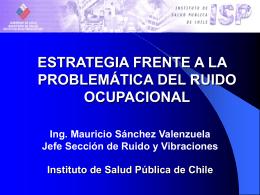 Ir a Artículo - Instituto de Salud Pública de Chile