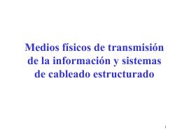 Fibras ópticas - redesteleinfomaticas