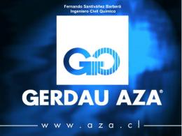 Gerdau Aza - Ministerio del Medio Ambiente