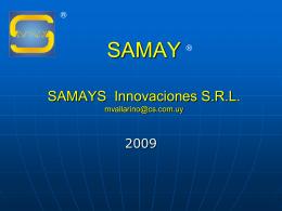 SAMAY Innovaciones97