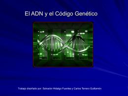 El ADN y el Código Genético