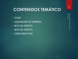 La Documentación Mercantil – Comprobantes de Pago2.