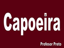 ¿Qué es la Capoeira?