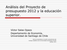 La Demanda de Economistas en Chile