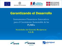 Abog. José María Candioti. Presidente Mercado de Valores del Litoral