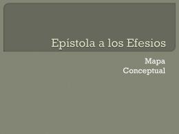 Epístola a los Efesios