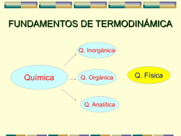 Introduccion-Transparencias - Fundamentos de Termodinámica