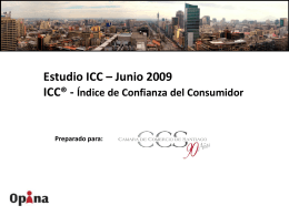 ICC - La Tercera