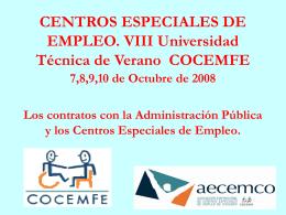 Universidad Técnica de Verano de COCEMFE