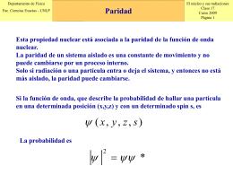 Función de onda de dos partículas idénticas con spin La