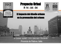 El impacto del diseño urbano en la prevención del crimen