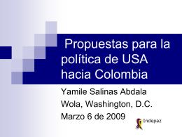 WOLA - YAMILE SALINAS ABDALA