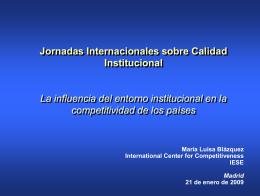 María Luisa Blázquez - SISJUDES-CM