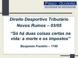 Apresentação do PowerPoint - IBDD - Instituto Brasileiro de Direito